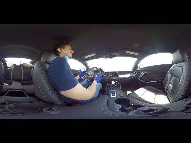 Chevrolet Camaro 2020 2.0 Turbo: la spiegazione a 360°