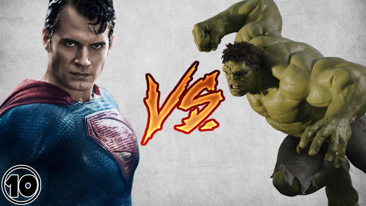 Download Superman VS The Hulk