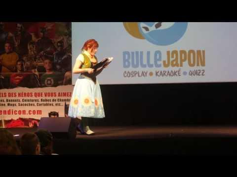 related image - Paris Manga 22 - NCC American Session Samedi - 10 - Frozen Fever - Anna