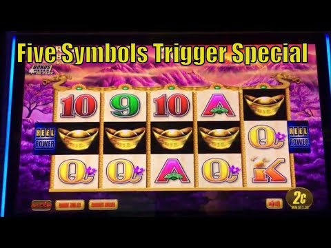 ★SUPER BIG WIN☆5 Symbols Trigger Special★Fortune King DX/Timber Wolf DX/Indian Dreaming/Pompeii DX☆彡