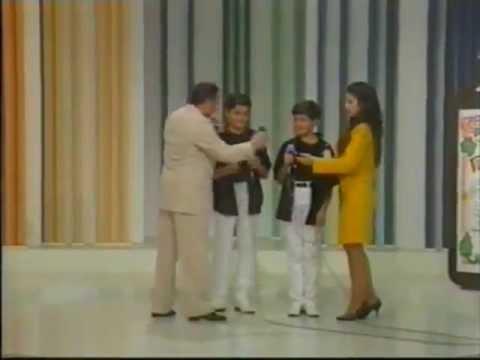 Luiz e Luizinho - Rédeas de um Possante - Programa Raul Gil 1992