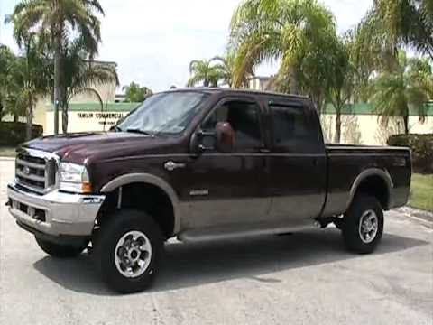 FOR SALE 2003 Ford F-350 King Ranch Super Duty ...