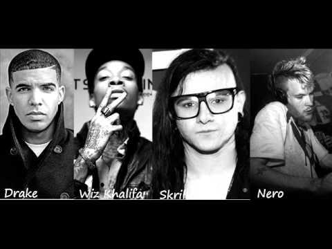 Promises  Drake Ft Wiz Khalifa, Skrillex, & Nero