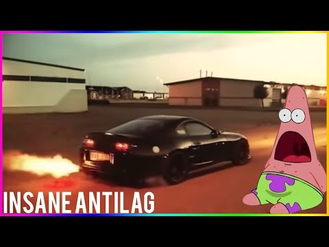 INSANE ANTI LAG CARS COMPILATION MARCH 2015