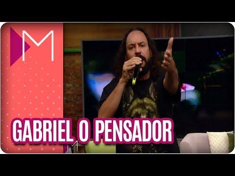 Gabriel o Pensador - Mulheres (26/02/18)