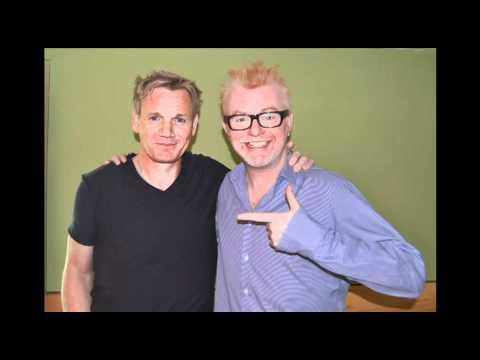 Gordon Ramsay On The Chris Evans Breakfast Show: Top Tenuous