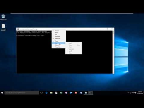 Windows 10 - How To Deactivate Windows By Removing Product Key
