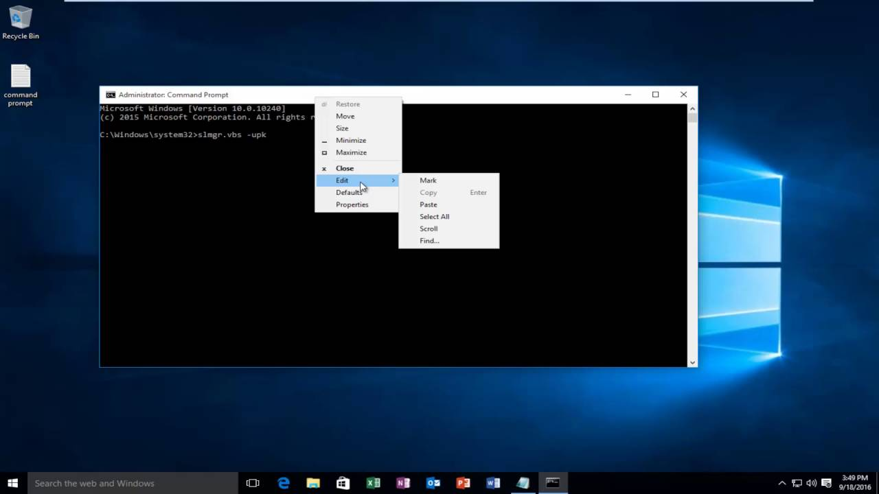 view windows 10 product key vbs