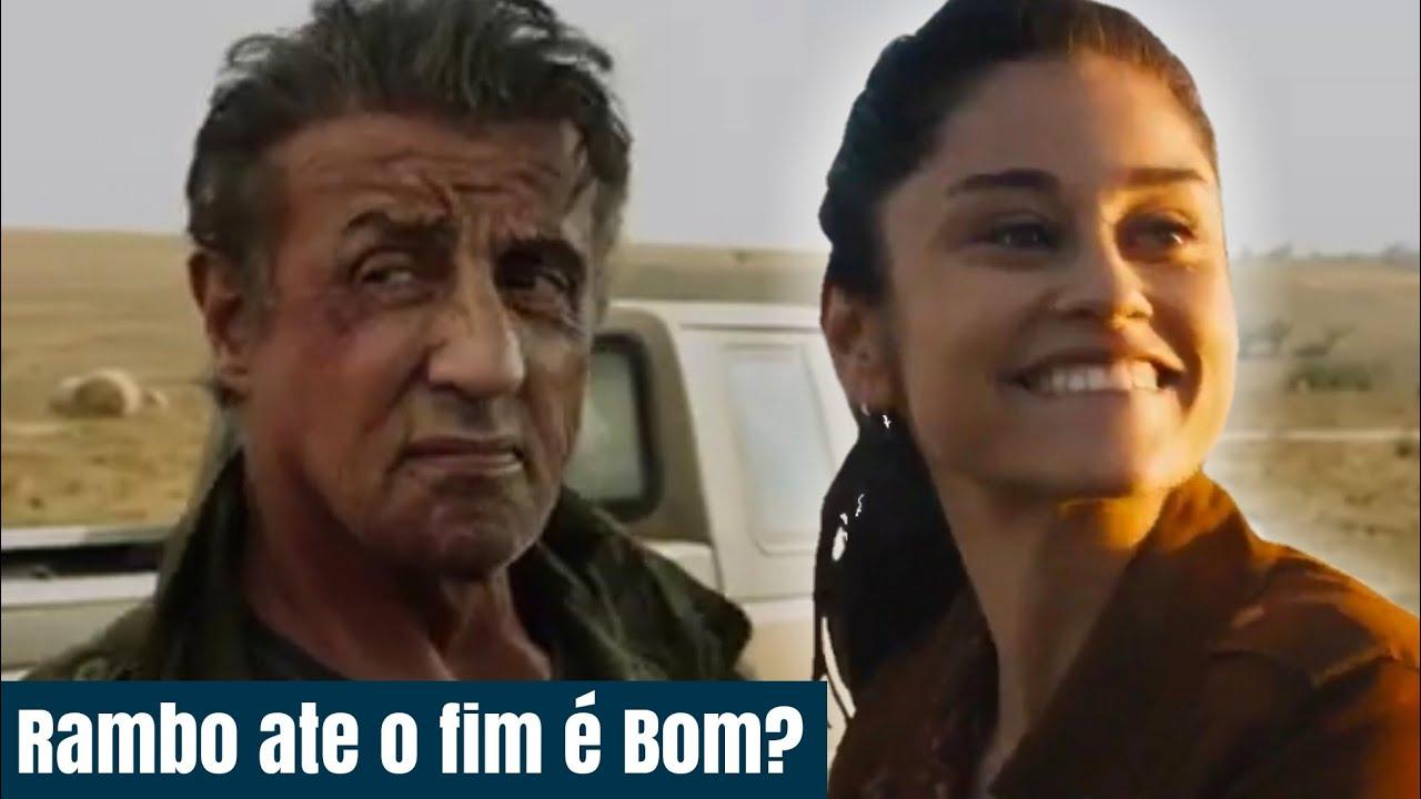 Rambo: até o fim é Bom? - Crítica