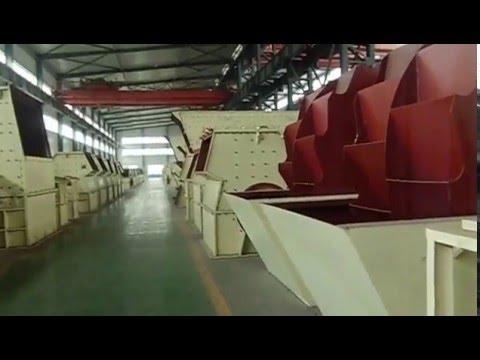 Производство дробильно-сортировочного оборудования
