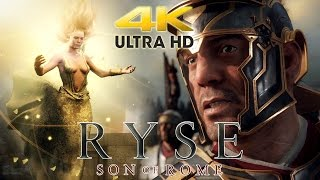 RYSE: Son of Rome - PC Trailer Vengeance [4K HD] TRUE-HD QUALITY
