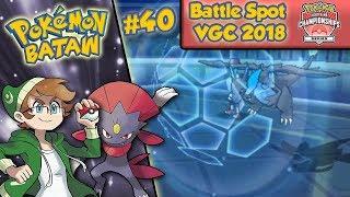 Pokemon BATAW - Match #40! Always Use Protection! (Ultra Sun/Ultra Moon VGC Battle Spot)