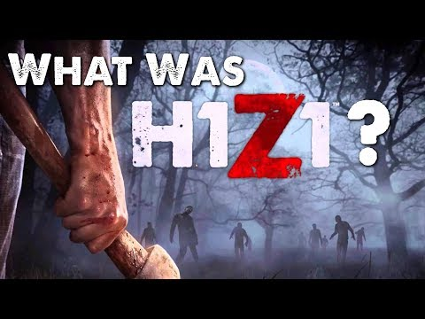 What was H1Z1? - Retro Look #4