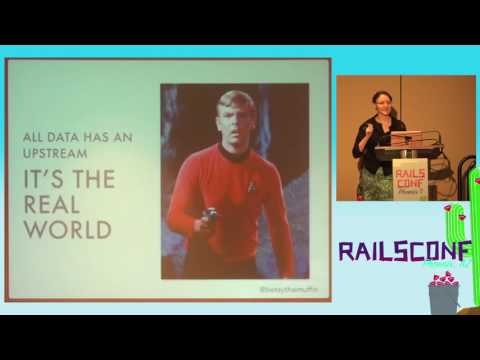 RailsConf 2017: Data Corruption: Stop the Evil Tribbles by Betsy Haibel