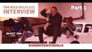 Download Rico Recklezz On Lil Mister, Relationship With MBAM Lil Flip & Telling ZackTv to Gas up his opps Mp3 and Videos