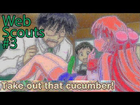 Logan Watches Perverted Anime   Web Scouts #3