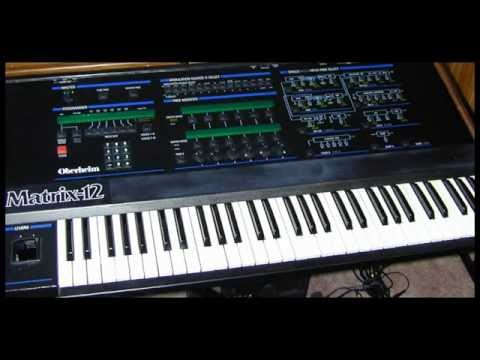 Matrix-12 (Xpander) Tutorial 3: Modulation Part II