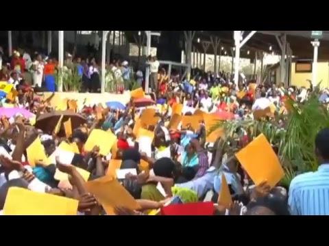 """Eglise Shalom Haiti (""""VÈY DE NWI GERIZON DIVIN"""")...#MontayElShalom .Comment.Like.Share."""