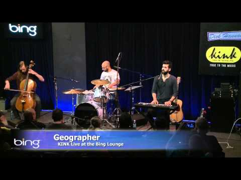 Geographer - Blinders (Bing Lounge)