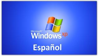 Como cambiar el idioma de Windows xp al español 2017 ( Resubido )