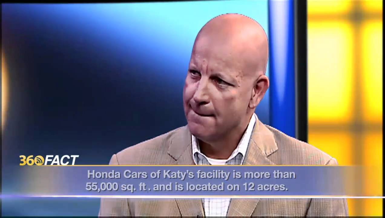 Honda Cars of Katy Dealer's Goal: The Best Honda Service Houston Has