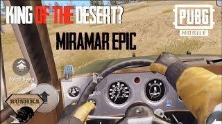 CLAW CAM Epic on Miramar PUBG Mobile