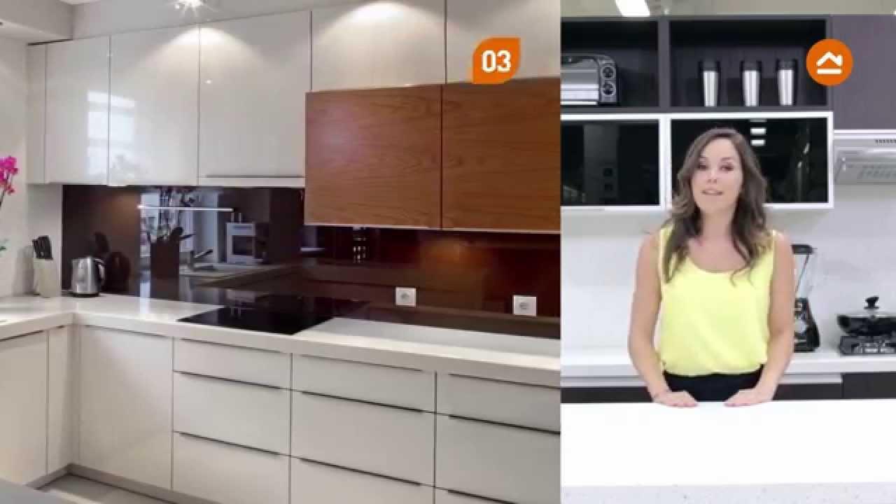 C mo elegir la combinaci n ideal para tu cocina youtube - Como elegir cocina ...