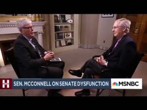 11/04/17 - Mitch McConnell on MSNBC with Hugh Hewitt - 1
