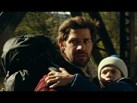 'A Quiet Place' Official Trailer (2018) | John Krasinski, Emily Blunt