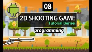 unity 2d shooting game for android tutorial( urdu hindi) [08]