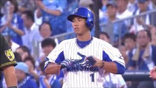 7/20 横浜打線が反撃!2回裏で4得点!横浜DeNAベイスターズvs阪神タイガース