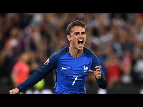 Antoine Griezmann - Turn It Up - Amazing Skills & Goals 2016/2017 | HD