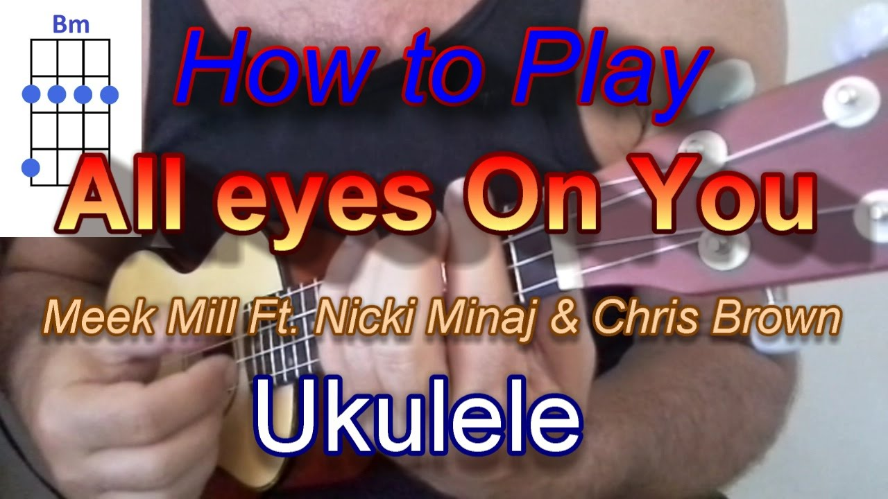 how to play with you by chris brown on guitar