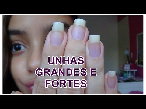 COMO DEIXAR SUAS UNHAS FORTES E GRANDES #UNHASDABELA1 - #VEDA17