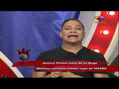Jessica Pereira fuera