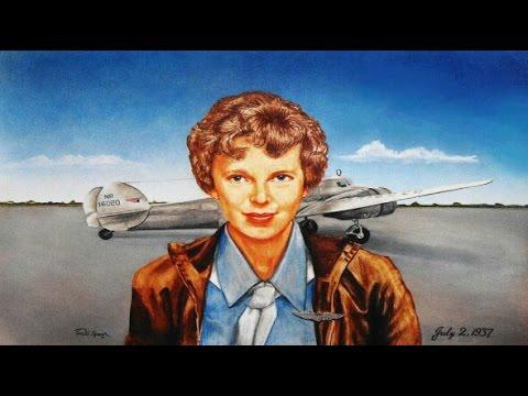 Yüksəklərdə Uçan Qanadlar | Amelia Mary Earhart