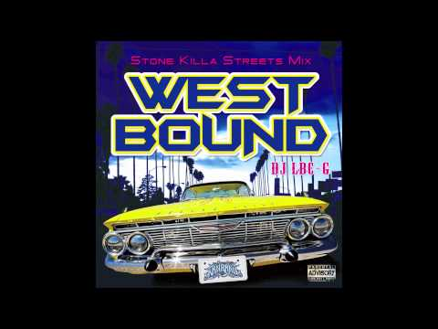 DJ LBC-G - WESTBOUND MIX CD 2