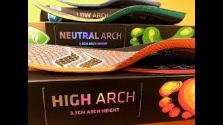 Sof Sole Fit Arch Support System