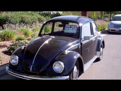 1969 VW Super Beetle For Sale or Trade!