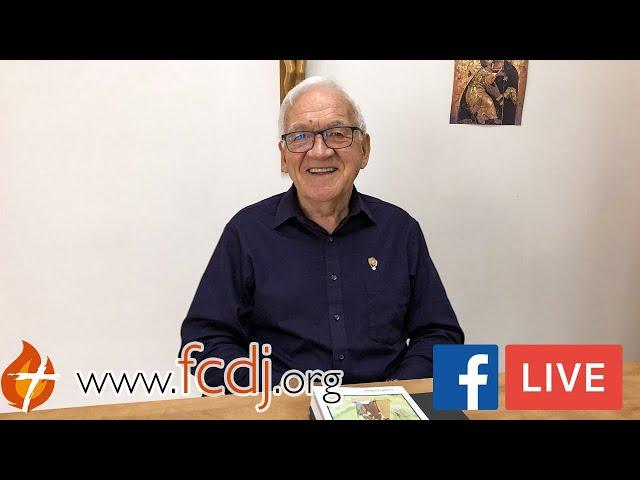 Facebook Live 03/10/2019 - Quelques gloire de Dieu!