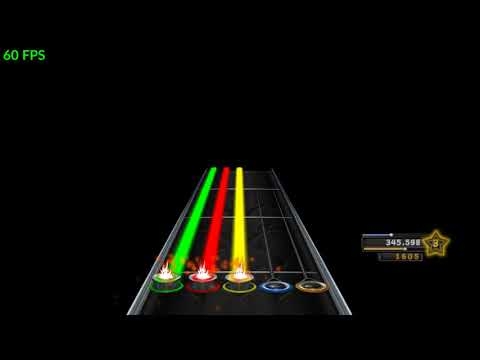 Through The Fire And Flames Dragonforce Clone Hero (link in the description)