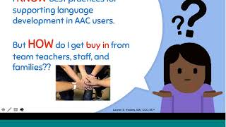 Strategies for Supporting AAC Team Buy-In and...