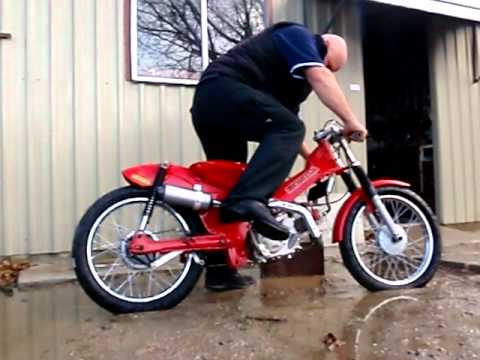 World S Fastest Postie Bike By Www Overthetopadventures Co Nz