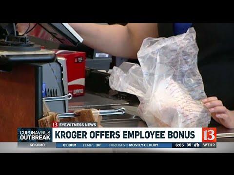 Kroger Offers Bonuses