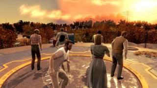 Fallout 4 на ноутбуке Lenovo z500