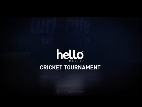 2018 Hello Group Cricket Tournament
