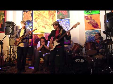 Congo Square Blues Band im kunsthofgohlis