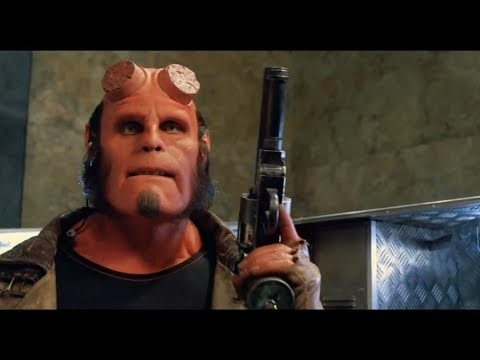 Hellboy (2004) - Official® Trailer [HD]