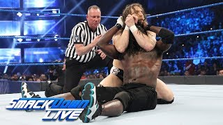 After daniel bryan ruined his christmas celebration, r-truth looks to get payback on the wwe champion. #sdlive your 1st month of network for free: ht...