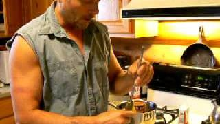 Red Neck Broadhead puller & Refried Bean Dispenser Tool